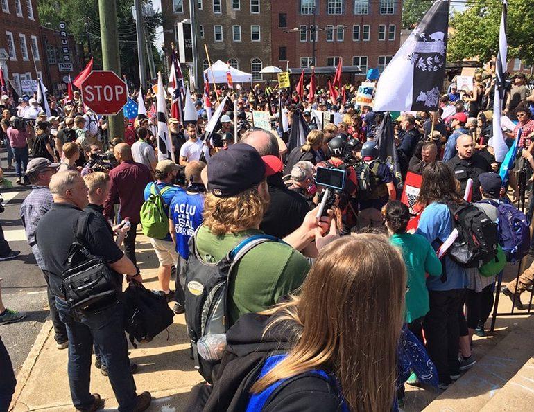 FBI probe underway into Virginia rally violence