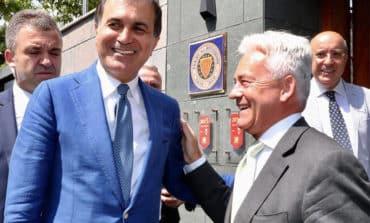 Celik says talks are over, Cavusoglu says Greek Cypriots making excuses