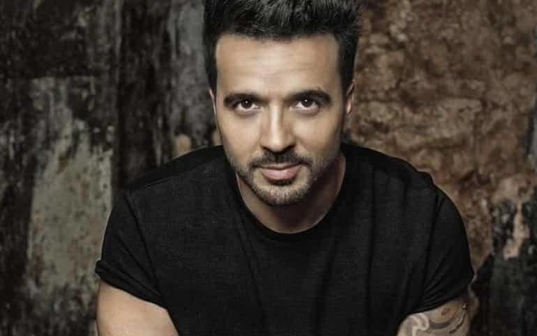 Luis Fonsi awarded an Ayia Napa star