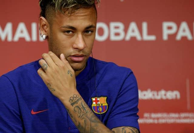 Spain's La Liga rejects Neymar payment over PSG move