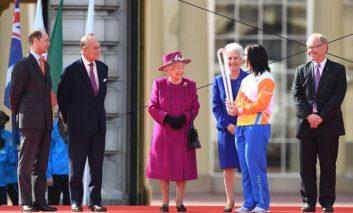 Queen's Baton Relay arrives in Cyprus on September 25