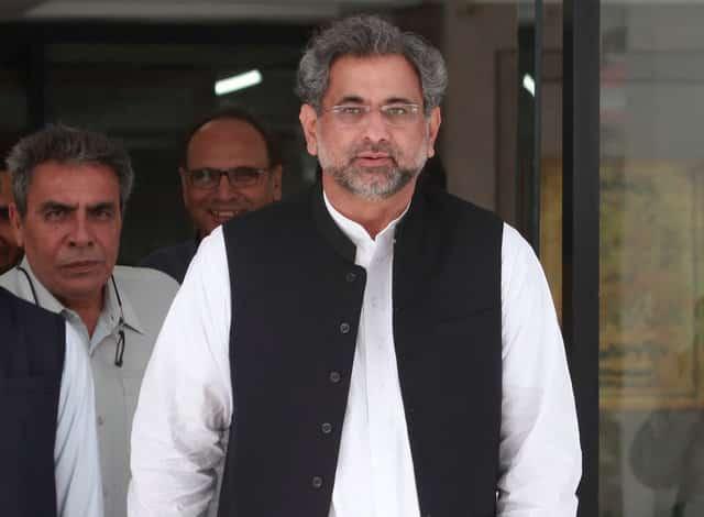 Pakistan lawmakers pick Abbasi as PM