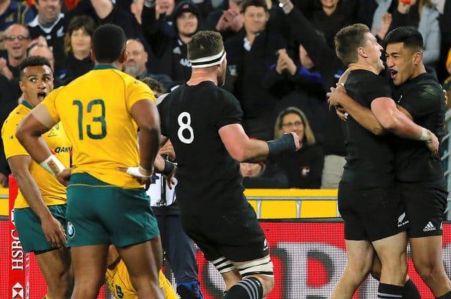 Ruthless All Blacks finish returns in epic Bledisloe victory