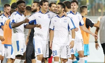 Apollon and AEK looking to gain advantage in Europa