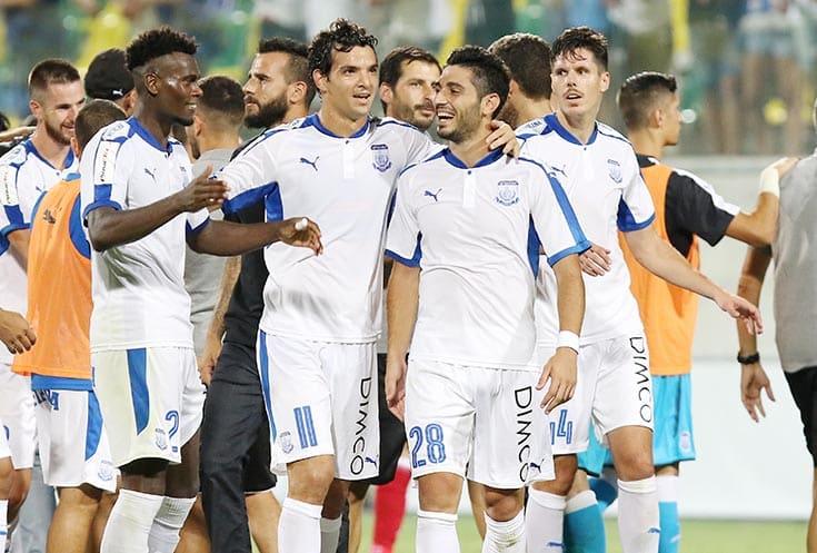 Uefa slaps Apollon with €27,500 fine