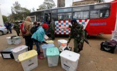 Odinga says Kenya election hacked to show lead for Kenyatta