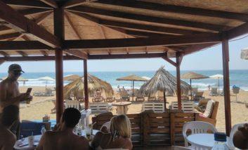 Bar review: Sandy Beach, Paphos