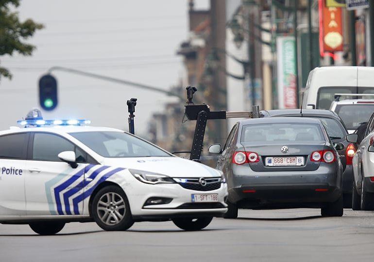Belgian bomb squad find no explosives after Brussels scare