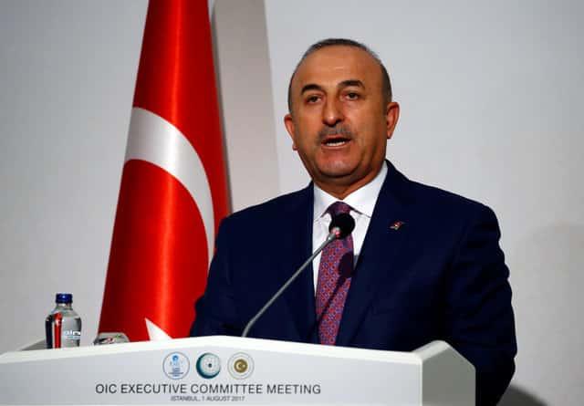 Turkey says US isolated on Jerusalem, issuing threats