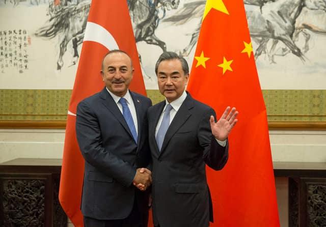 Turkey promises to eliminate anti-China media reports