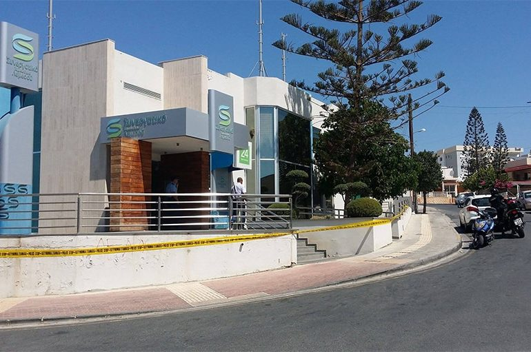 Limassol co-op robbed, again (update 2)