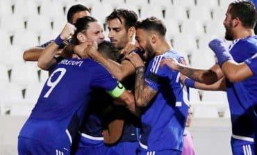 Cyprus complete stunning comeback win over Bosnia