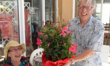 A garden of memories for Paphos hospice