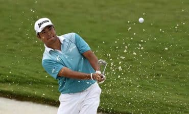 Matsuyama cards 64 to tie Kisner for second-round PGA lead
