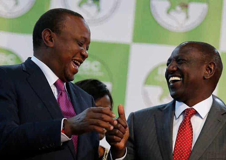 Kenyatta re-elected president, Kenya opposition rejects result