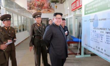 N.Korea's Kim orders production of more rocket engines