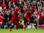 Mane strikes as Liverpool scrape 1-0 win over Palace