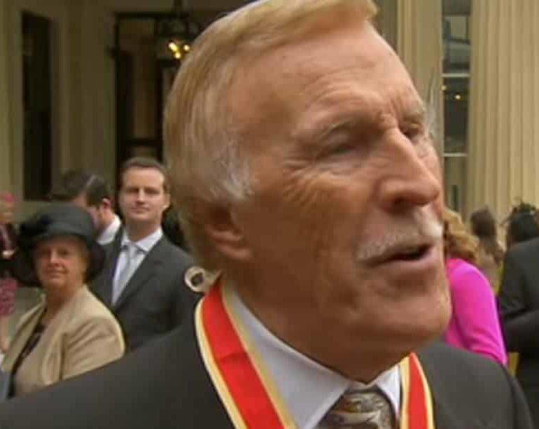 Bruce Forsyth dies aged 89