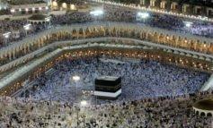 Saudi plane for Qatari pilgrims waits on Doha for landing rights