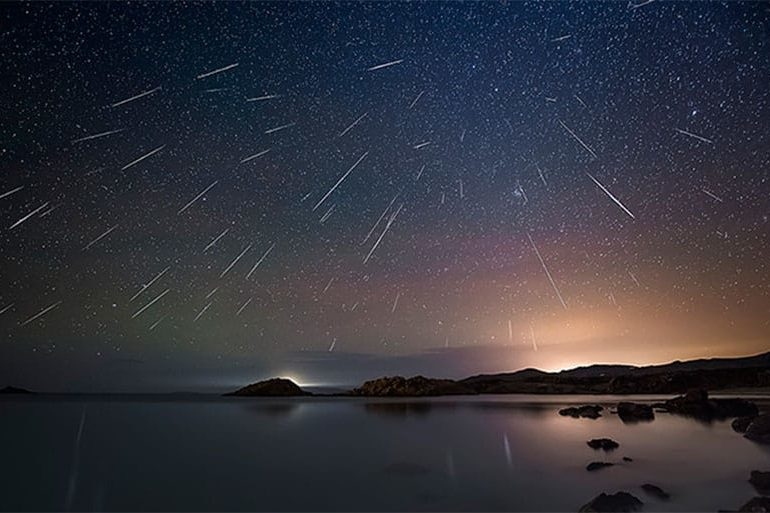 Perseid Meteor Shower happening this weekend