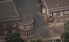Two dead, nine hurt in Minneapolis school explosion