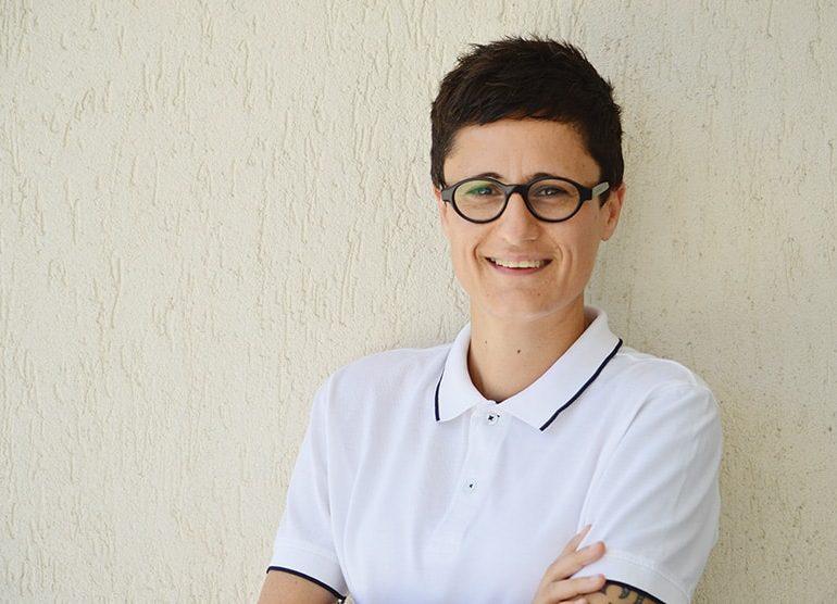 Marianna Karavali Bag maker