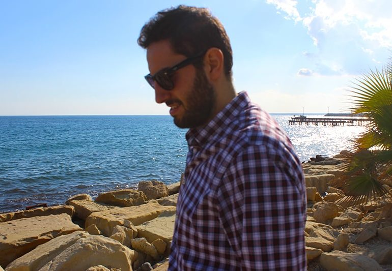 A minute with Loukas Panayi, teacher and author of children's fairy tales