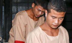 Myanmar men appeal death sentences over UK murders in Thailand