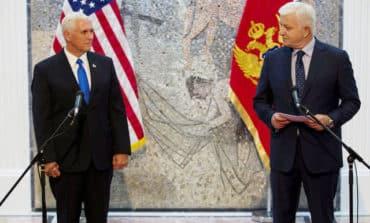 Go West, US VP Pence tells Western Balkans