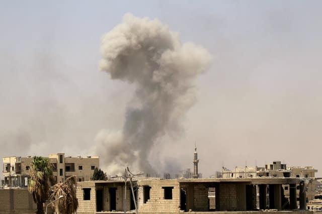 UAE criticises 'colonial' role of Iran, Turkey in Syria