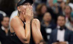 Sharapova sparkles on return to grand slam stage