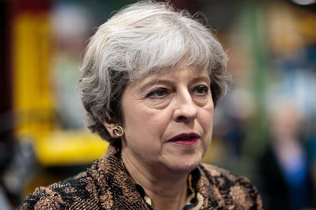 May unveils Brexit plan in Florence