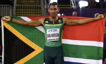 Van Niekerk cruises to another 400m gold