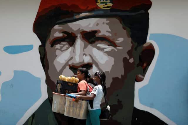 US readies more sanctions against Venezuelan officials