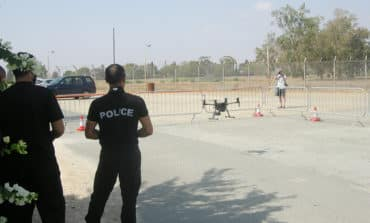 British bases acquire drone technology to fight crime