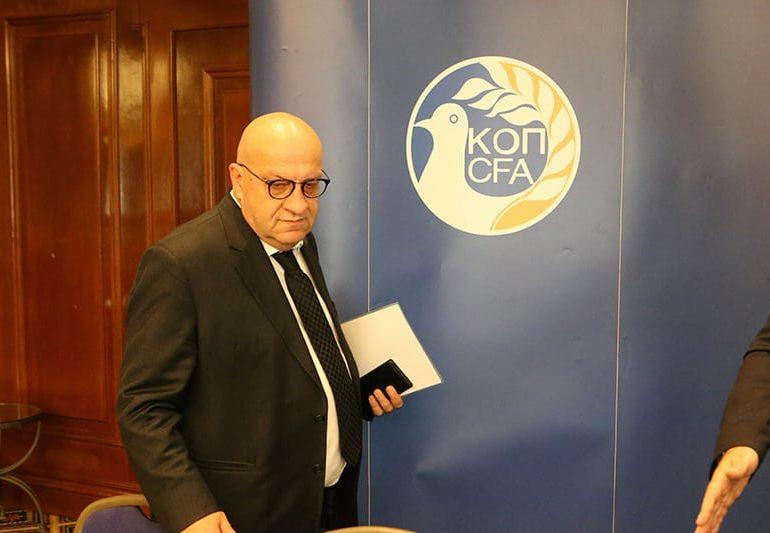 Cyprus Football Association elects new chairman