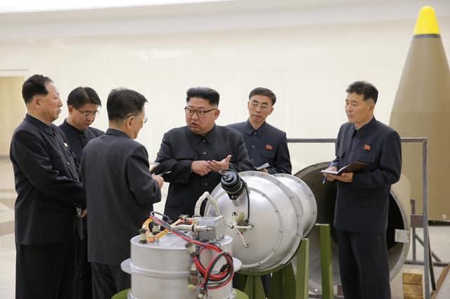 U.S. imposes more North Korea sanctions