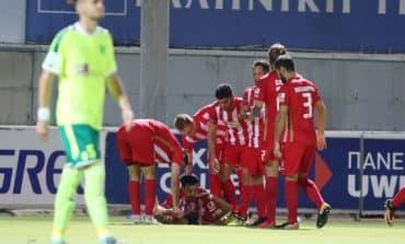 Big guns struggle against minnows in Cyprus championship