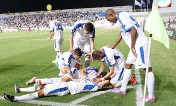 Apollon face tough trip to Everton