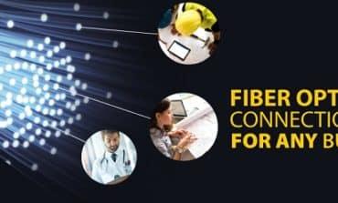 Impressive speeds through the MTN Business fiber optic network
