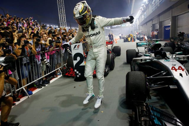 Hamilton takes little for granted in Malaysia
