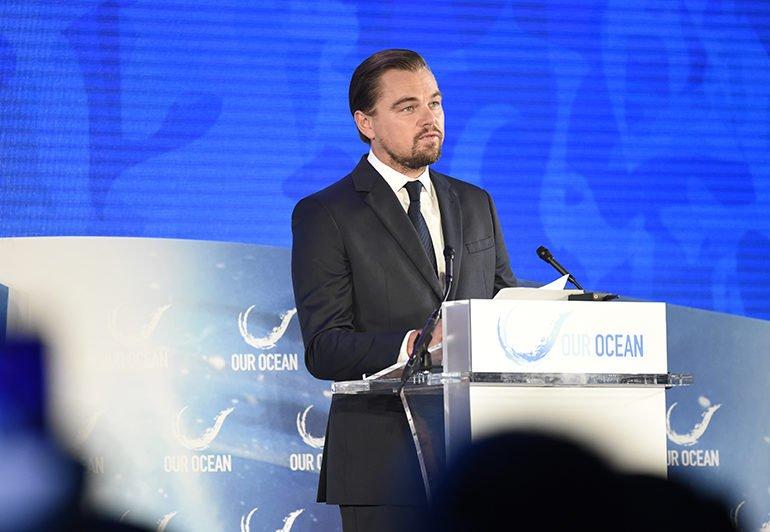Leonardo DiCaprio foundation awards $20 million in grants