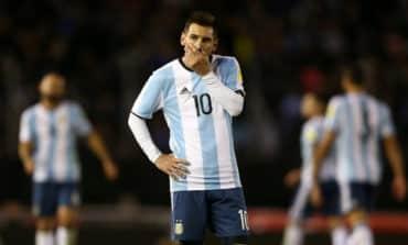 Argentina's qualifying struggles continue