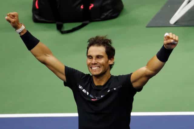 Rafael Nadal vs Kevin Anderson, Men's Singles Final Live