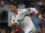 Ronaldo could have scored four against Apoel, says Zidane