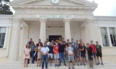 Paphos families host Israeli students in exchange visit