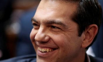 As crisis ebbs, Tsipras promises doubters a new Greece