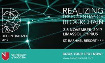 """DECENTRALIZED 2017"" General Registration For Pioneering Blockchain Summit is Now Open"