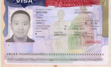 U.S. visas to six Muslim nations drop by 18 per cent