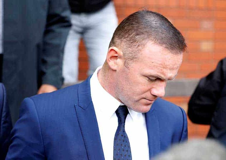 Wayne Rooney pleads guilty to drink-driving